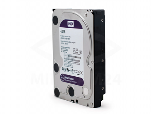 Жесткий диск Western Digital Purple 4 Тб - 2
